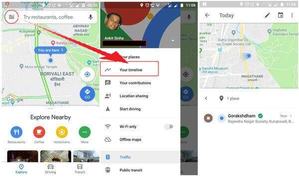 Google-Map-Timeline-delete google map history