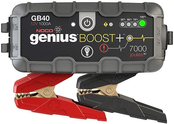 NOCO-Genius-Boost-Plus-GB40-1000-Amp-12V-UltraSafe-Lithium-Jump-Starter