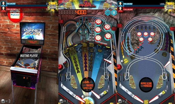 android pinball king