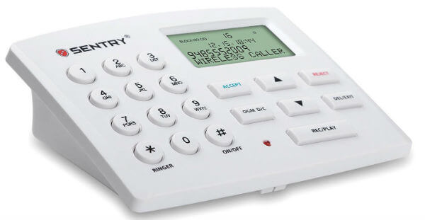 SENTRY 31 Call Screener