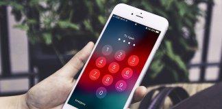 iPhone Lock Pins