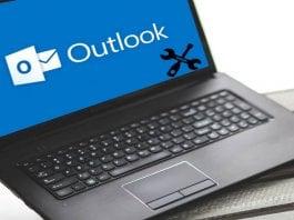 Repair Outlook Email Database