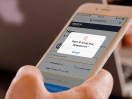 iPhone Autofill Passwords