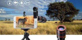 Best iPhoen Camera Macro Wide Tele Lens