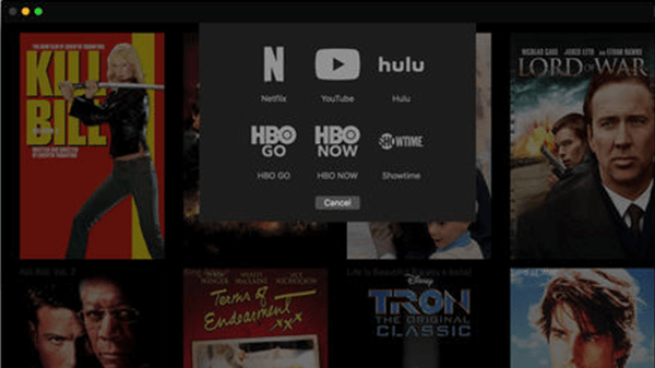 Download Netflix Movies on Mac using Friendly Streaming