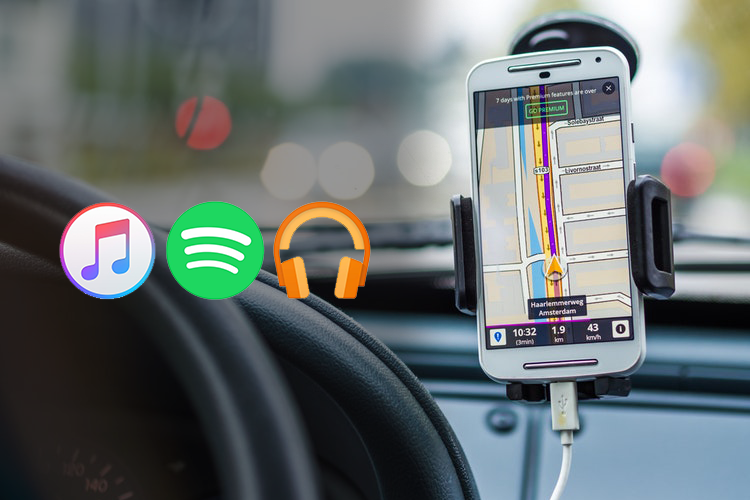 How to Control Music While Navigating Using Google Maps and Waze Apps