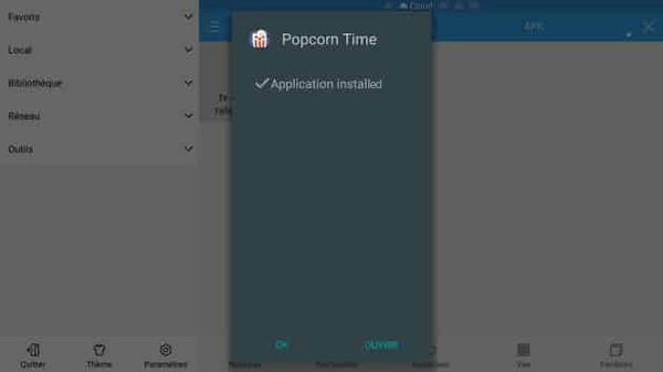 Install APK on Android TV