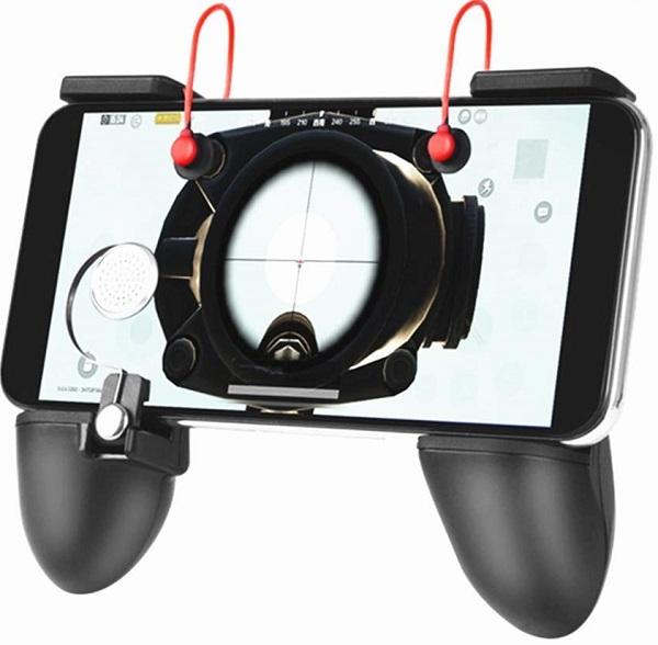 WeeDee Mobile Game Controller