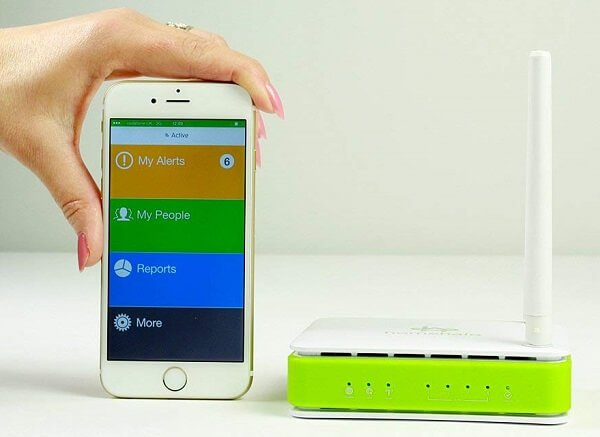 HomeHalo WiFi Router
