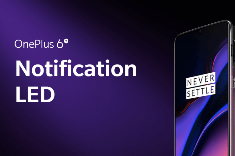How to Get Notification LED on OnePlus 6T | Mashtips
