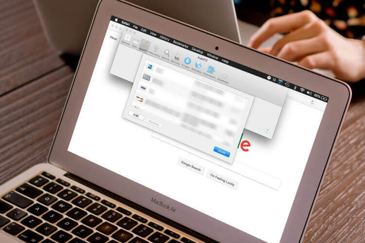 How to Setup AutoFill in Safari to Save Time.