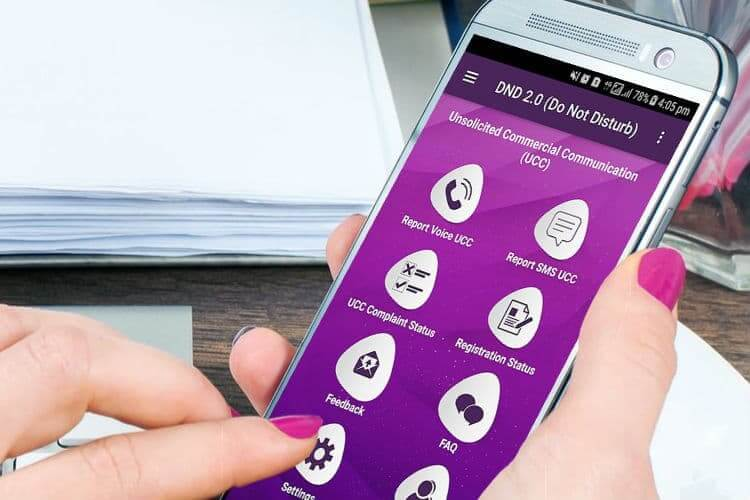 Want to Get Rid of Spam calls/SMS? Try out TRAI DND App on Android