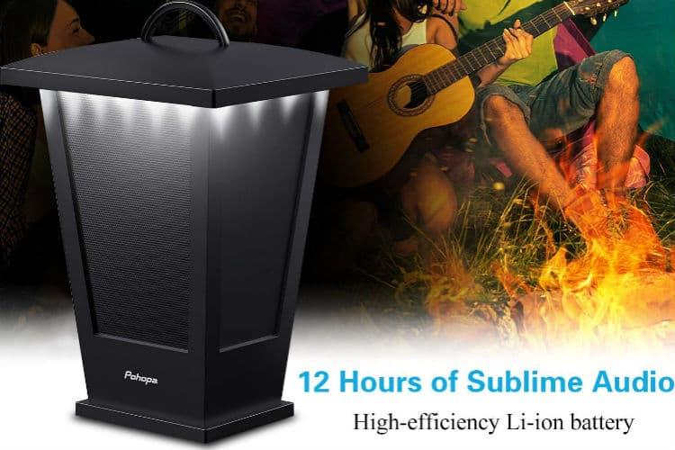 Best Outdoor Speakers Bluetooth