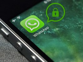 Lock WhatsApp on iPhone