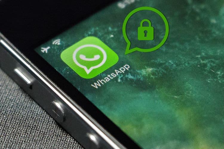 Lock WhatsApp on iPhone