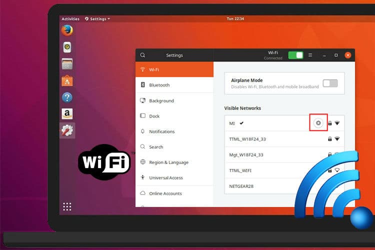 View Saved Wi-Fi Passwords on Linux (Ubuntu) | Mashtips