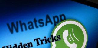 WhatsApp Hidden Tricks