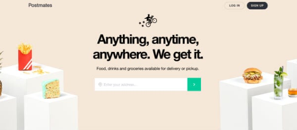 Postmates_travel_management_apps