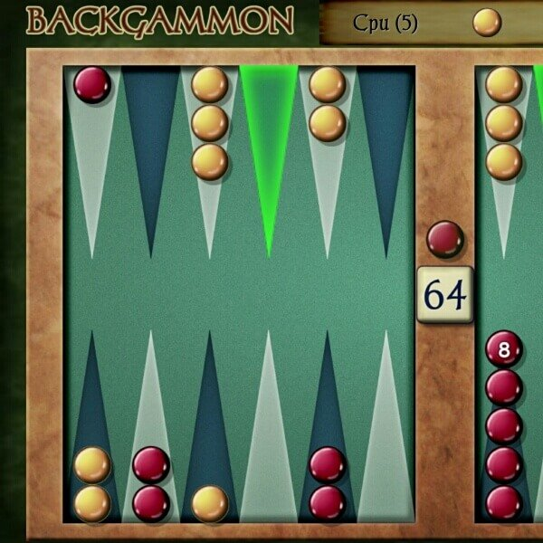 Backgammon Free App