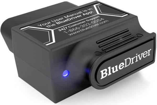 BlueDriver OBD2 Bluetooth Scan Tool