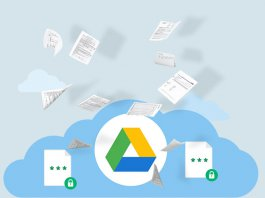 Digitize Documents to Google Drive