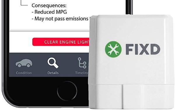 FIXD OBD2 Bluetooth Scan Tool