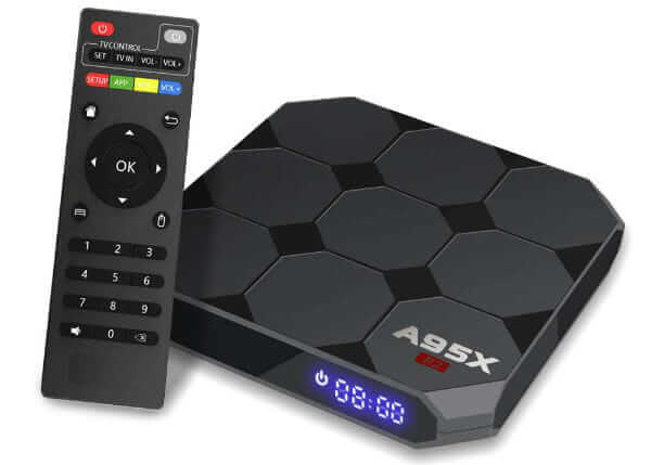 Aoxun Android 7 Smart TV Box