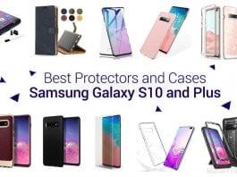 Best Protectors Cases Samsung Galaxy S10 Plus