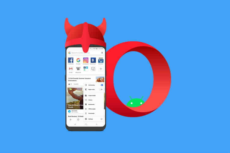 How to Enable Free VPN on Opera Browser for Android