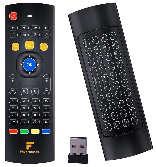 Favormates remote controller MX3