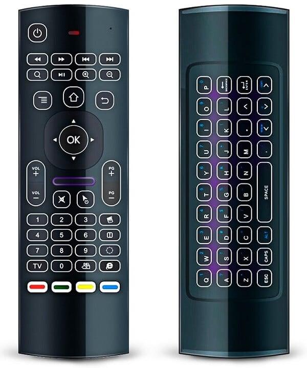 FeBite MX3 remote controller