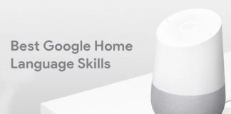 Best Google Home Language Skills
