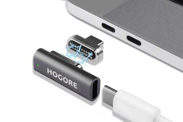 Hogore 20Pins MagSafe to USB C Converter