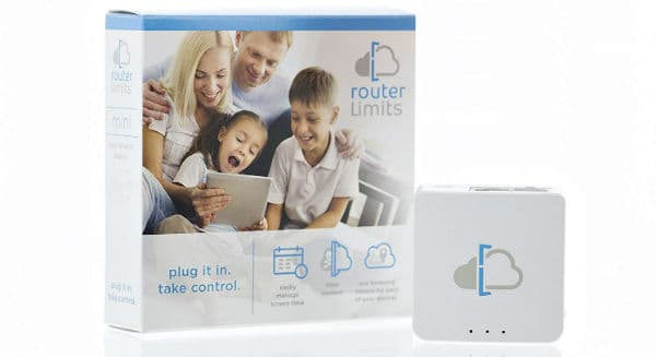 Router Limits Cloud-Based Parental Controls