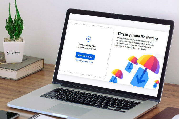 New Tool from Mozilla Let you Send Files with Firefox Send