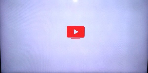 YouTube TV Screen