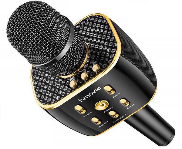 Hmovie Karaokke Microphone
