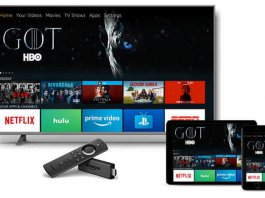 Mirror Cast Android to Fire Stick TV
