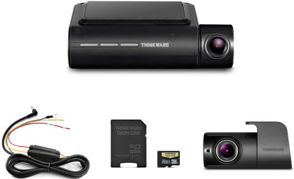 Thinkware F800 Pro Dash Cam Full HD 1080P Sony Starvis Super Night Vision