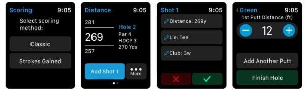 18Birdies golf GPS app