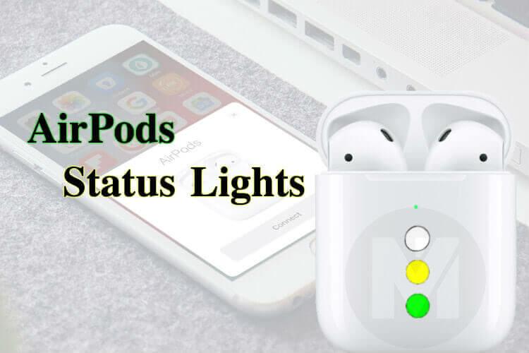 AirPods Status Lights