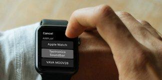 Apple Watch Pair SoundBar