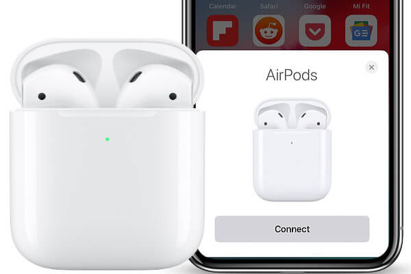 Auto Connect AirPods with iPhone