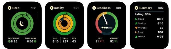 AutoSleep Tracker App