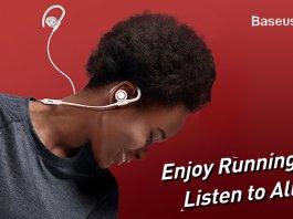 Baseus Encok S17 Bluetooth Headphone