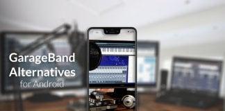 Best GarageBand Alternatives for Android