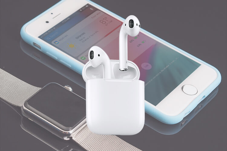 How to Check Apple AirPods Battery Status on iPhone and Apple Watch