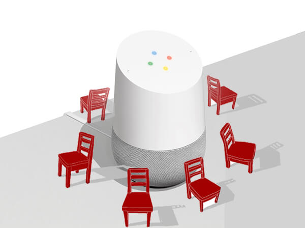 Musical Chair Games for Kids on Google Home