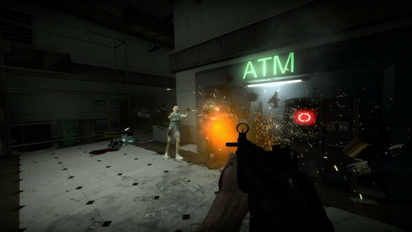 No More Room in Hell best zombie shooter