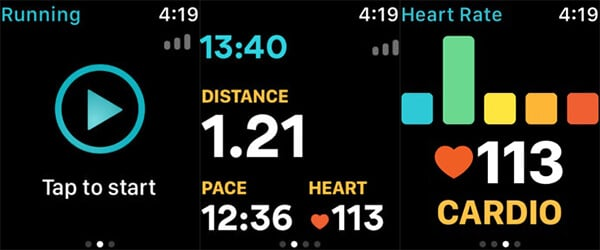 Runkeeper—GPS Running Tracker for Apple Watch